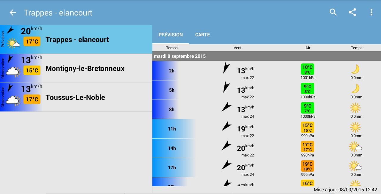 Applis/sites pour vérifier les conditions de vent avant de voler? Vent1